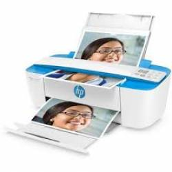 Impressora HP Mult Desk M3775 c/Wi-fi Branca Azul