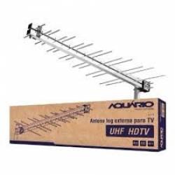 Antena TV de Externa Digital HDTV/UHF Lu-14 Aquario