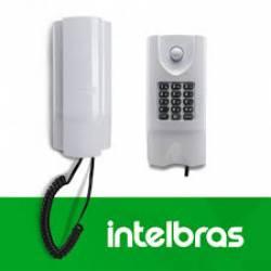 Fone Terminal Dedicado p/Condominio Etc TDMI300 Intelbras
