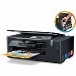 Impressora Epson Mult Epson L396 Tanque Color c/Wireless