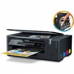 Impressora Epson Mult Epson L396 Tanque Color c/Wireless