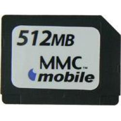 Memoria Cartão 512mb p/Camera MMC Samsung
