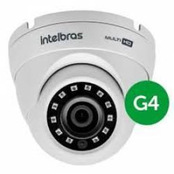 Camera p/CFTV c/Infra VHD 1010 D G4 3.6mm Intelbras