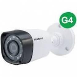 Camera p/CFTV c/Infra FULL HD G4 VHD 1220 B 3,6mm G4 Intelbras
