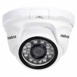 Camera p/CFTV c/Infra IP Dome VIP 1220 D Intelbras