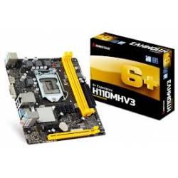 Placa Mae p/INTEL s1151 H110MHV3 DDR3 c/HDMI Biostar