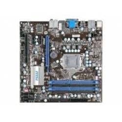 Placa Mãe p/INTEL s1150 H81M DDR3 Lga1150 c/VGA/DVI e HDMI Mocsi