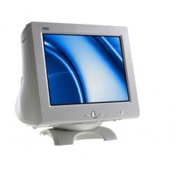 Monitor CRT 17 Pol.  AOC Tela Plana FT700  ***X
