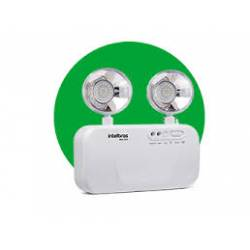 Luminaria de Emergencia Bloco BLA1200 Intelbras