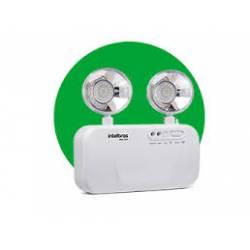 Luminaria de Emergencia Bloco BLA2200 Intelbras