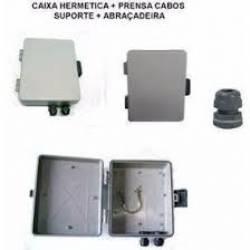 Caixa Hermetica 10u 600x400 Bege
