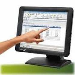 Monitor LCD 15 Pol. TOUCHSCREEN TCM-15 Bematech