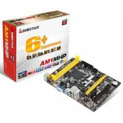 Placa Mãe p/AMD AM1 AM1ML DDR3 Omboard Box Biostar