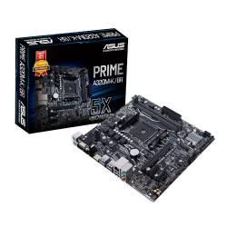Placa Mãe p/AMD AM4 A320M-K/Br Hdmi  Asus