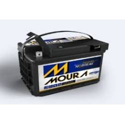 Bateria Estacionaria 12v 55Ah Moura
