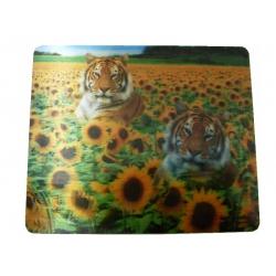 Pad Mouse 3D Tigre 2610***X