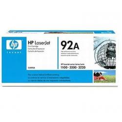 Toner HP C4092A 92A Preto Original