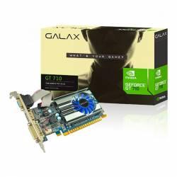 Placa de Video PCI-e 1Gb 64bits DDR3 GT710 NVidia