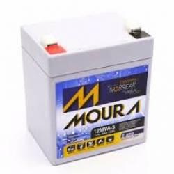 Bateria p/No-Break 12V 5A Moura