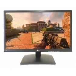 Monitor LED 21.5 Full HD Ips 22mp55pj-b.awz c/HDMI/VGA/DSP Ajuste de Altura LG