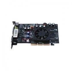 Placa de Video AGP 256mb GF FX6200
