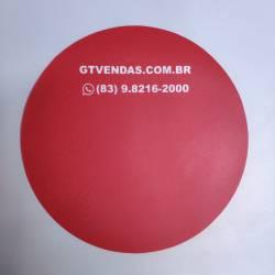 Pad Mouse Pad Gtvendas.com.br Personalizado Vermelho