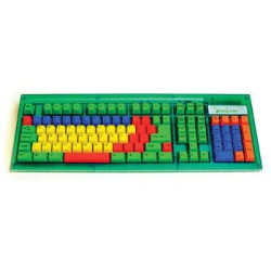 Teclado Ps2 Kidsboard 7440***X