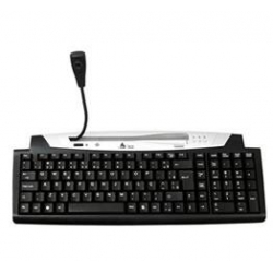 Teclado Usb xCn09172 C/ WEBCAM 35