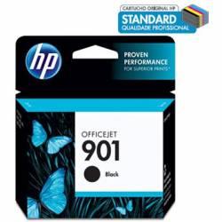 Cartucho HP. CC653A 901A 4,5ML Preto Orig