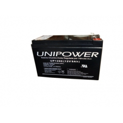 Bateria p/No-Break 12V 9A Unipower