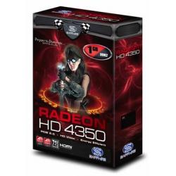 Placa de Video PCI-e 1.0Gb Radion HD4350  Box