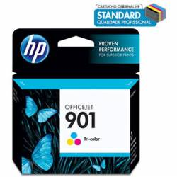 Cartucho HP. CC656A 901C Color Original