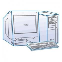 Capa p/Micro Mini ATX Gab./Mon./Tec. xCn07098