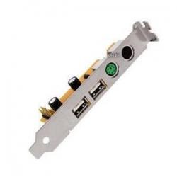 Adaptador USB 1 PS/2 x 1 IR Cn13031 (PROMOÇÃO)