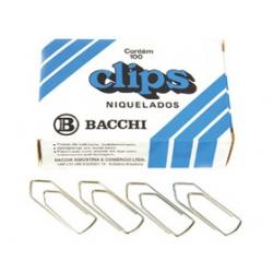 Clips 2/0 c/500g Galvanizado