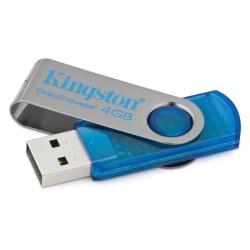 Pen-Drive 4gb Azul Kingston
