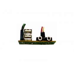 Adaptador p/Gabinete 2 USB c/ Audio