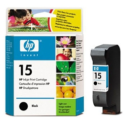 Cartucho HP. C6615N 15N 14ml Pto Orig 6