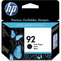 Cartucho HP. C9362wl 92A 5ml Preto Orig