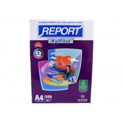 Papel A4  90g 500fls Bco Report