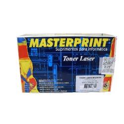 Toner p/ HP Q6000A Preto Mpt207010040 Compativel Masterprint