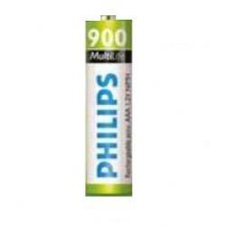 Pilha AAA Recarregavel 1ud 900mah Philips