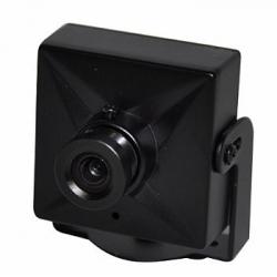 Camera Circuito Color c/Audio CFTV CCD VR-326 6