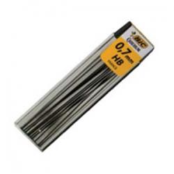Mina Grafite 0.7mm hB Tubo Bic