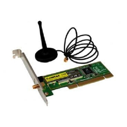 Wireless Rede Pci 54mb Cq9009