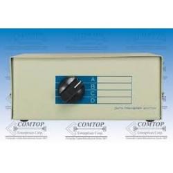 Chaveador Transfer Switch 4x1 Dim