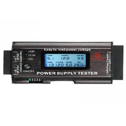 Testador de Fonte Atx c/Dispray LCD