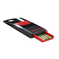 Pen-Drive 4gb USB 2.0 Scandisk Edige