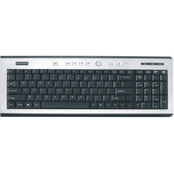 Teclado Ps2 Iron Multimídia xLd0394
