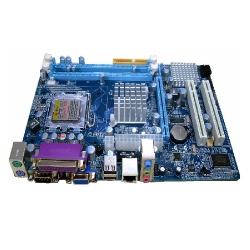 Placa Mae P/INTEL s775 GMi DDR2 G31 VGA